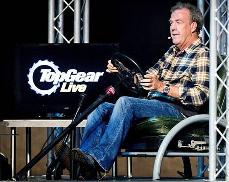 Jeremy Clarkson sai potkut Top Gearista.