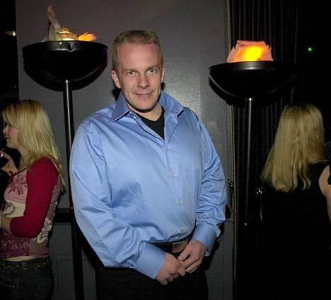 Henry Aflecht tunnetaan Vapaalla.tv-ohjelman juontajana.