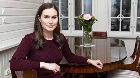 Pääministeri Sanna Marin toivoo, että jääkiekon MM-kisat viedään pois Valko-Venäjältä.