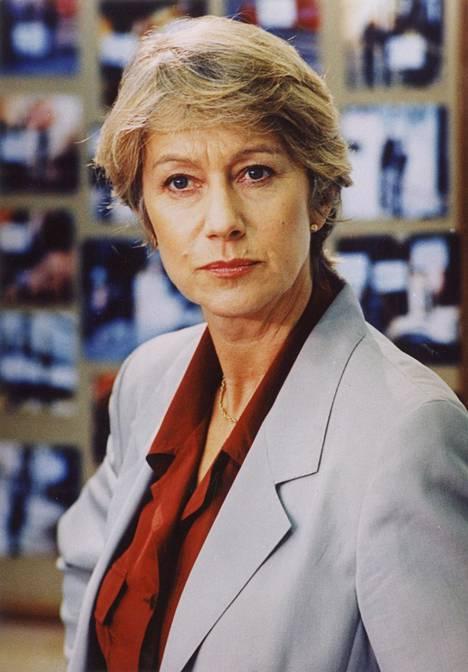Ylen esittämää Epäilyksen polttopistettä tehtiin 1990–2000-luvuilla. Helen Mirren näytteli Jane Tennisonia.