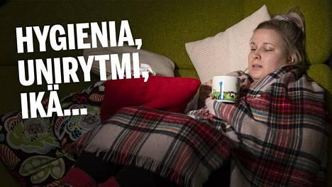 Flunssaa eli nuhakuumetta aiheuttavia viruksia on ainakin pari sataa erilaista.