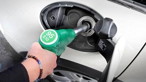 Inflaatiota kiihdytti varsinkin energian hinta.