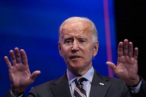 Joe Biden on ollut pitkään politiikassa ja toiminut muun muassa Barack Obaman varapresidenttinä.