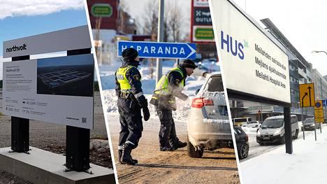 Northwoltin tehdastyömaalta peräisin olevia tartuntoja on tullut myös Suomen puolelle.