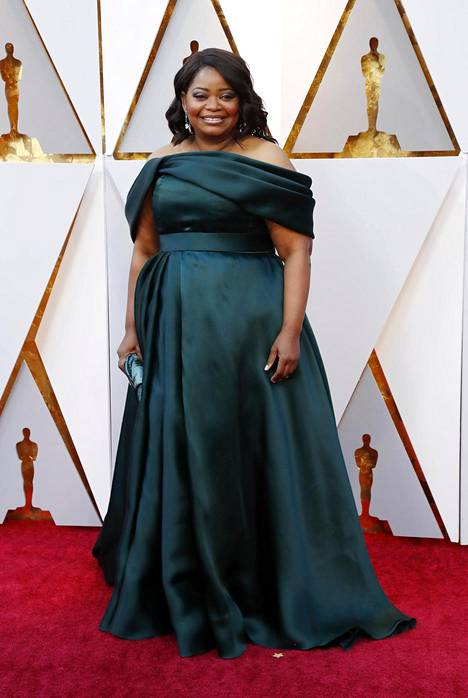 Octavia Spencer.