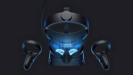 Facebookin vuonna 2014 ostama Oculus on virtuaalitodellisuuslasien pioneeri. kuvassa Rift S -malli.