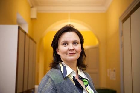 Hanna Smithin mukaan Karjala-avaus ei ole aivan yltiöutopistinen ajatus.