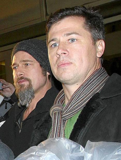 Brad ja Doug Pitt