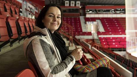 Mikaela Tamminen ei osannut pitää työkyvyttömyyseläkettä vaihtoehtona. Ratkaisu on kuitenkin osoittautunut hyväksi.