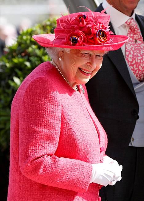 Kuningatar Elisabet on tarkka ruokavaliostaan.