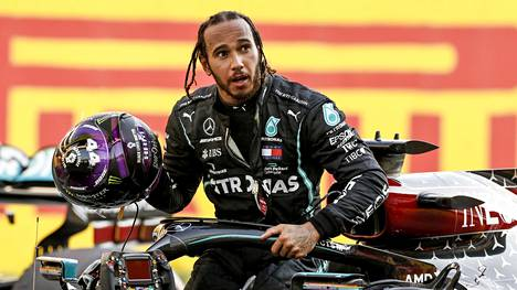 Lewis Hamilton on voittanut Brasilian GP:n kaksi kertaa.