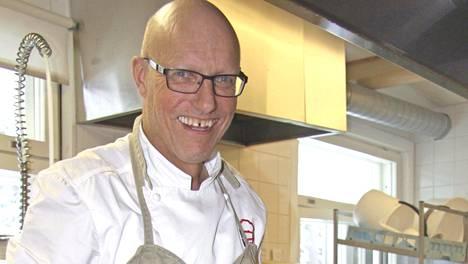 Markus Maulavirta valmistaa ruokaa nykyisin muun muassa villisiiasta.