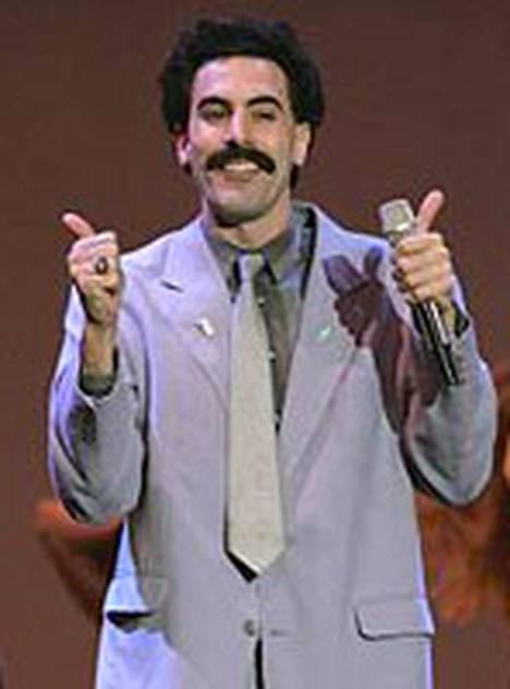 Borat-hahmon isä Sacha Baron Cohen saa nyt lapsen kihlattunsa kanssa.