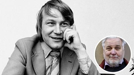 –Hieno mies kaikessa ristiriitaisuudessaan: oikeudenmukainen, sinnikäs ja ahkera, Kai Hyttinen kuvailee nuoruudenystäväänsä Vexi Salmea. Salmen kuva on vuodelta 1971.