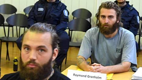 Granholmin veljeksiä syytetään kovista rikoksista.