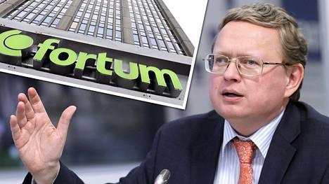 Deljagin on katsonut Fortumin olevan Venäjälle sisäinen turvallisuusuhka sekä energia-alalla että laajemminkin.