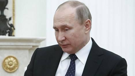 Venäjän presidentti Vladimir Putin on edelleen valmis tapaamaan Yhdysvaltain presidentin.