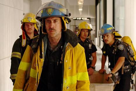 Cage näytteli World Trade Center -elokuvassa palomiestä.
