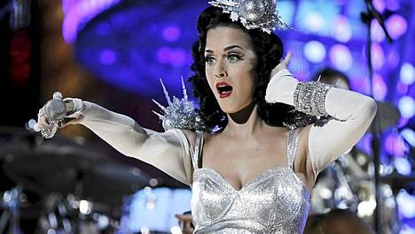 9. Laulaja Katy Perry.