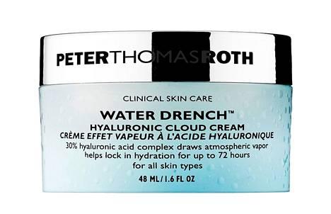 Peter Thomas Roth Water Drench Hyaluronic Cloud Dream, 62 €.