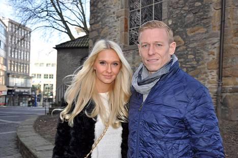 Metti ja Mikael Forssell ovat nyt kahden lapsen vanhempia.