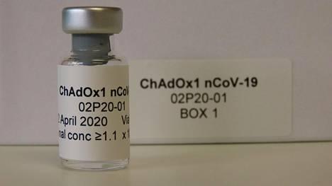 Tätä rokotetta testataan nyt koronavirukseen.