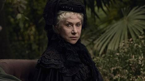 Helen Mirren on aina ollut ahkera näyttelijä. C More esittää kauhuelokuvan Winchester – House of Ghosts, jossa hän esittää asesuvun leskeä.
