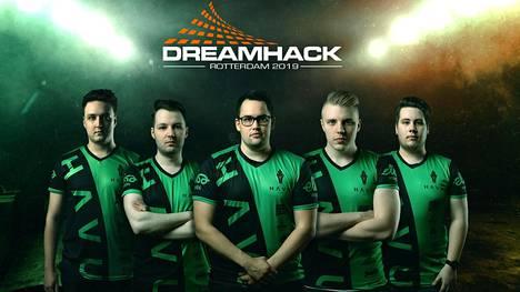 HAVU voitti sunnuntaina pelatusta karsinnasta paikan kansainväliseen DreamHack-turnaukseen.