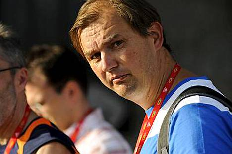Keihäänheiton lajivalmentaja Hannu Kangas suomii itseään ankarasti miesten heikosta keihästuloksesta Berliinissä.
