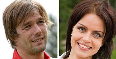 Rallitähti Sebastian Loebin ja Maajussi-Mirkan suhde on jo vanha juttu, eikä Mirka halua sitä enää muistella.