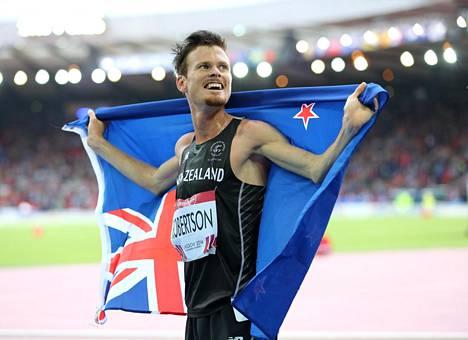 Zane Robertson on puhunut avoimesti kestävyysjuoksun dopingongelmasta.