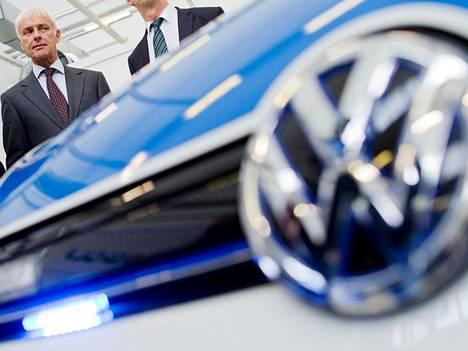Muun muassa Volkswagen on voinut pitää päästömittausohjelmansa salassa tekijänoikeuteen vetoamalla.