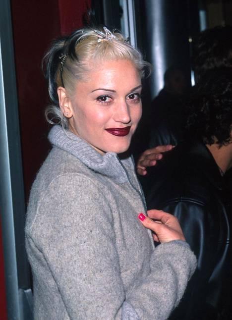 Gwen Stefani vuonna 1999.