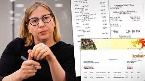 VTV:n pääjohtajan Tytti Yli-Viikarin luottokorttimenot vuosina 2018–2020 olivat yhteensä 59 171 euroa.