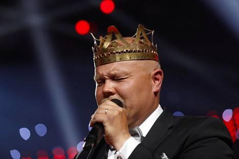Johannes Vatjus on vuoden 2019 tangokuningas.