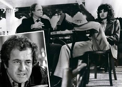 Elokuvan Viimeinen tango Pariisissa kohutuimmassa kohtauksessa Marlon Brando tunkee sormensa 19-vuotiaan vastanäyttelijänsä, Maria Schneiderin peräaukkoon käyttäen voita liukasteena. Ohjaaja Bertoluccin mukaan Schneider oli tietoinen kohtauksesta.