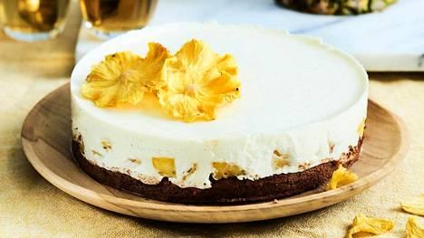 Tingi kaloreista, älä mausta: Tässä tulee kevyempi, mutta mahtavan maukas juustokakku