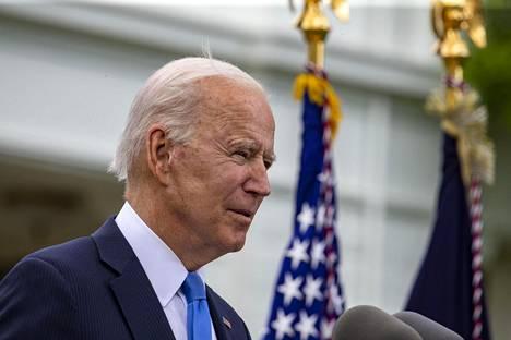 Yhdysvaltain presidentti Joe Biden on keskustellut sekä Israelin että Palestiinan johtajien kanssa.