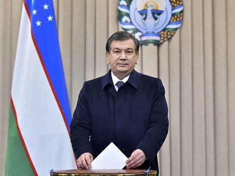Pääministeri Shavkat Mirzijajev tulee todennäköisesti olemaan Uzbekistanin seuraava presidentti.