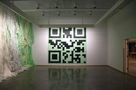 Pohjoisessa on kiinnostava pieni ja aktiivinen taidemuseo, Aineen taidemuseo.