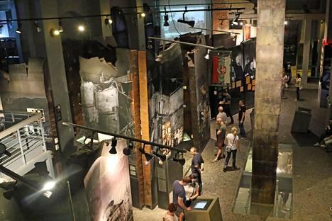 Varsovan kansannousun museo.