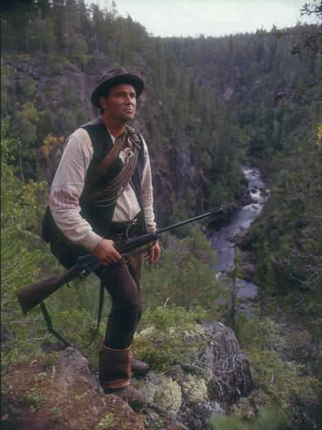 Kai Lehtinen näytteli porokeisaria elokuvassa Mosku – lajinsa viimeinen.