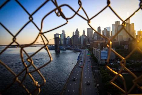 New Yorkin asukkaista 0,25 prosenttia on kuollut koronavirukseen.