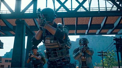 Olisiko tässä sinä ja työkaverisi? Player Unknown's Battleground on yksi Kanaliigan suosituimmista peleistä.