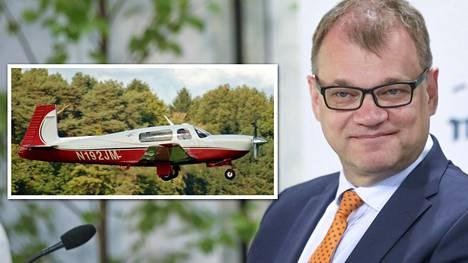 Helsingin Sanomat kertoo, että pääministeri Juha Sipilä on hankkinut uuden kulkupelin.