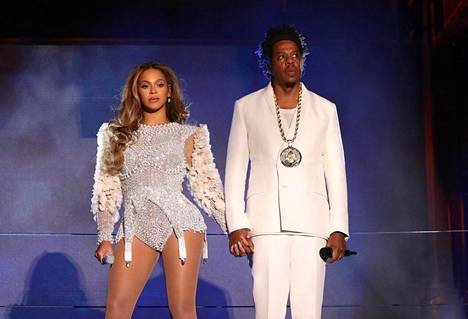 Beyoncélla on puolisonsa Jay Z:n kanssa yhteensä kolme lasta. Pariskunta on tehnyt yhdessä myös kaksi loppuunmyytyä kiertuetta.
