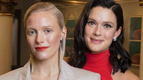 Laura Birn ja Krista Kosonen tähdittävät Helene-uutuuselokuvaa.