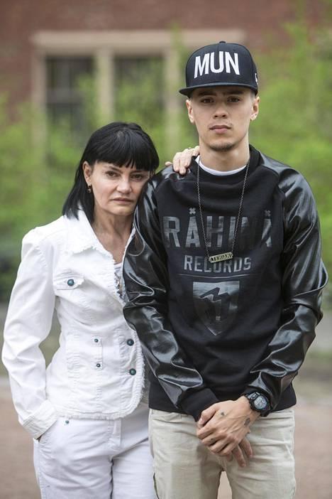 Mikael Gabriel äiti