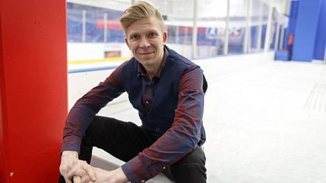 Sasu Hovi on julkkis MM-kisojen isäntämaa Slovakiassa.