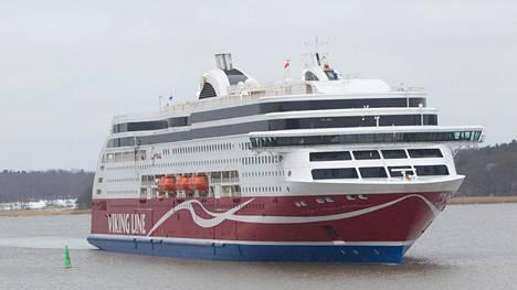 Laiva Tukholmaan